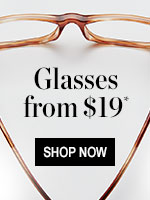 Glasses from $19