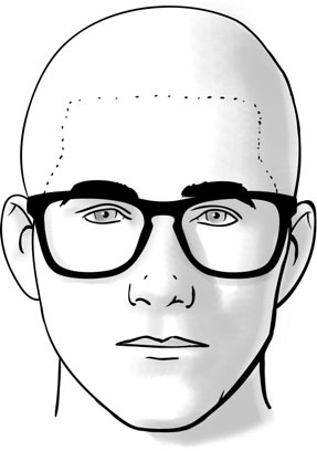 3f9dd84b3c Face Shape Guide for Glasses and Eyewear