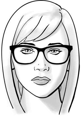 2d982e97c80 What are the best glasses for my face shape Get started here
