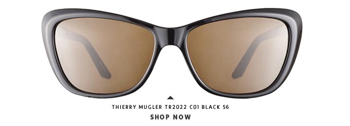Thierry Mugler TR2022 C01 Black 56