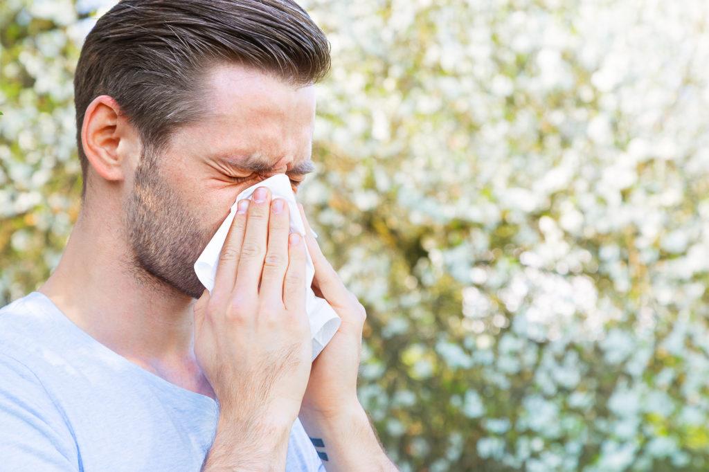 dry eyes or eye allergies